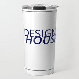 Fashion City: Design House Travel Mug