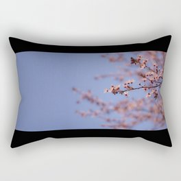 Prunus Rectangular Pillow