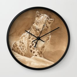 Wary Wall Clock