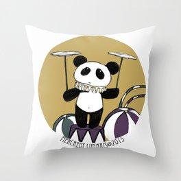 Blythe Circus  ♥★☾ Panda ☽★♥ Throw Pillow