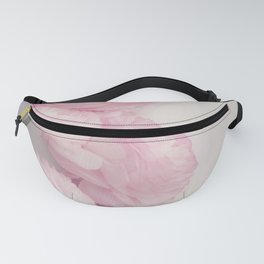 Pink Peonies Fanny Pack
