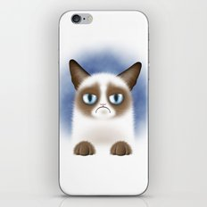 Nope (Grumpy Cat) iPhone & iPod Skin