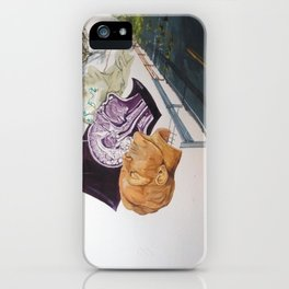 Becoming Conscience iPhone Case