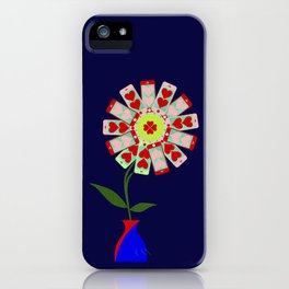 Modern Love iPhone Case