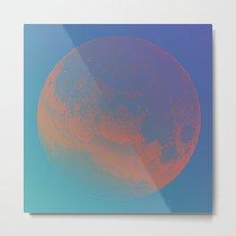 Blood Moon II  Metal Print