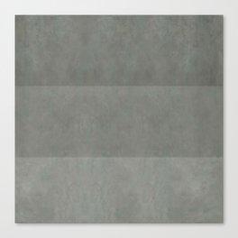 """Spring light grey horizontal lines"" Canvas Print"