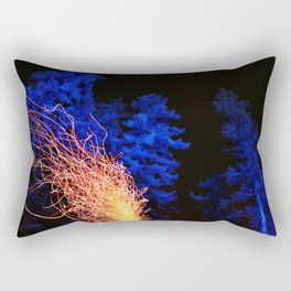Nightlife Rectangular Pillow