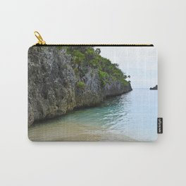 Quiet Lagoon Carry-All Pouch