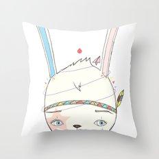 うさぎドロップ [Usagi doroppu] 토끼드롭 Throw Pillow