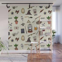 Harry Pattern Wall Mural