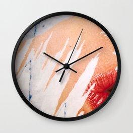 Chut ! Quiet ! Wall Clock