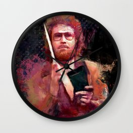 More Cowbell - Will Ferrell Wall Clock