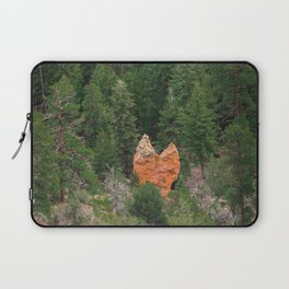 Odd shape rock at Bryce Canyon National Park Laptop Sleeve