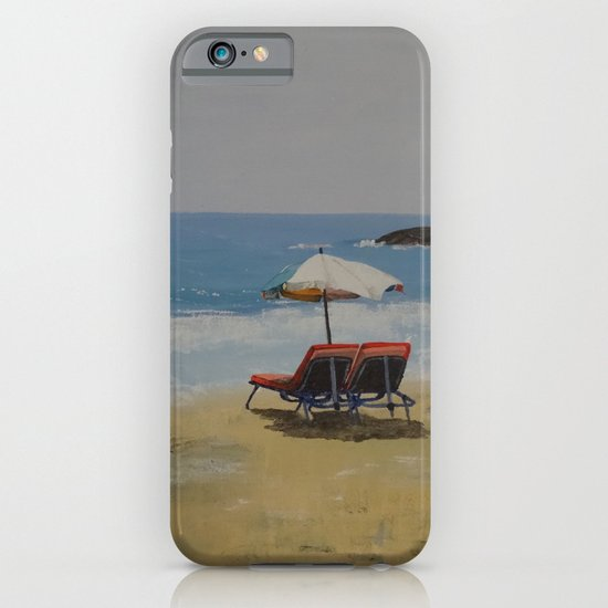 Beach Romance iPhone & iPod Case