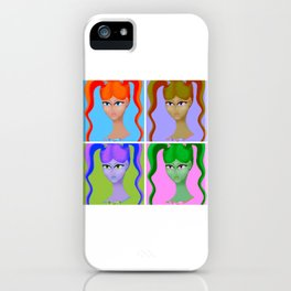 Jody Collage I iPhone Case