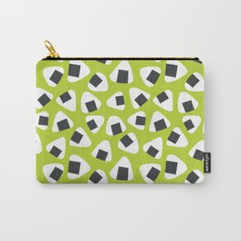 Onigiri (rice balls) pattern Carry-All Pouch