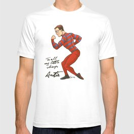 ARTIE! The Strongest Man in the World! T-shirt