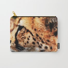 Cheetah   Wildlife Photography #society6 Carry-All Pouch