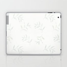 Airy Watercolor Vine By Journey Home Made Laptop & iPad Skin