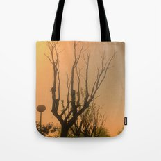Spiritual trees Tote Bag