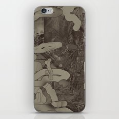 Sidewinder (A Message) iPhone & iPod Skin