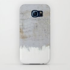 Painting on Raw Concrete Slim Case Galaxy S8