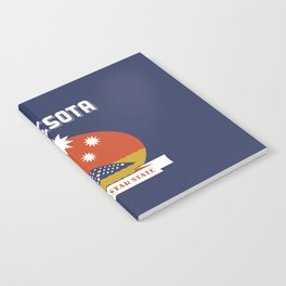 Minnesota - Redesigning The States Series Notebook
