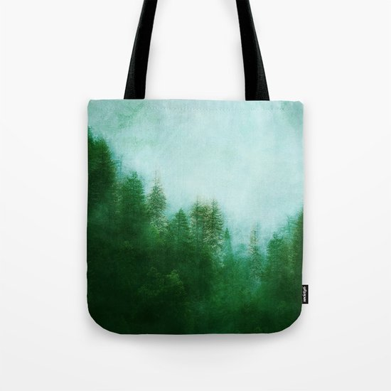 Dreamy Spring Forest Tote Bag