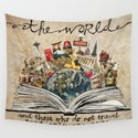 The World Is A Book by jenndalyn