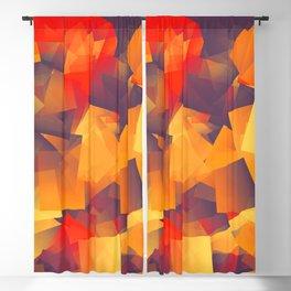 Tiles Blackout Curtain