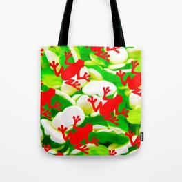 Box of Frogs Tote Bag