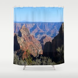 Touching The Soul Shower Curtain