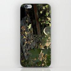otoño iPhone & iPod Skin