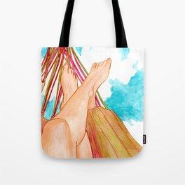 Creative Holiday Tote Bag