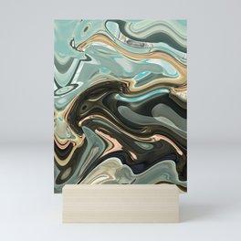 Sky Warp Mini Art Print
