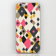 Flying Kites iPhone & iPod Skin