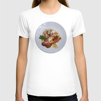 lobster T-shirts featuring Lobster Dinner by Phil Perkins