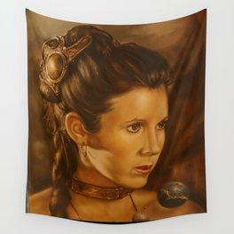 Princess Leia Organa Wall Tapestry