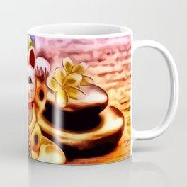 Glückskatze Coffee Mug
