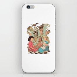 Wonderlands iPhone Skin