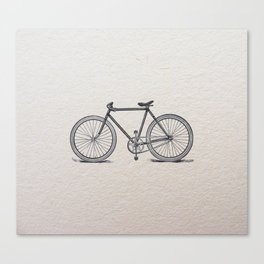 Bici 2 Canvas Print