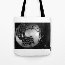 Unisphere Tote Bag