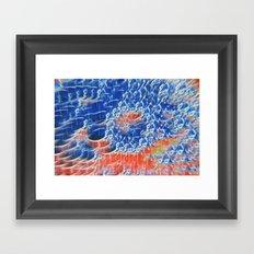 Be Beautiful Framed Art Print