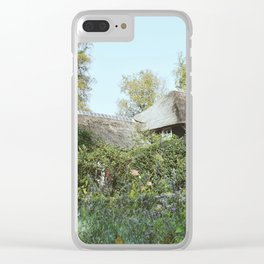 The Cottage Clear iPhone Case