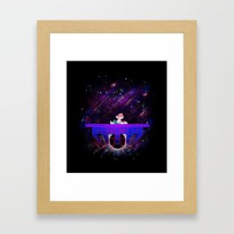 Fox Only. No Items. Final Destination. Framed Art Print