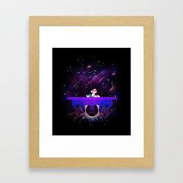 Fox Only. No Items. Final Destination. Framed Art Print