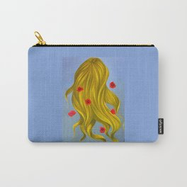 """""""Poppies"""" (Wild Swans) Carry-All Pouch"""