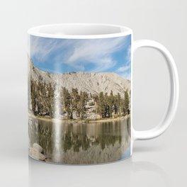 Heart Lake Coffee Mug