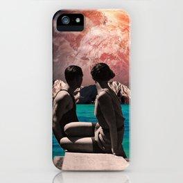 Utopian hope iPhone Case