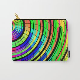 Color Whirl Carry-All Pouch